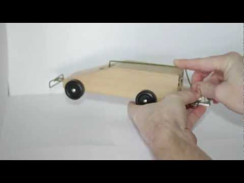 CO2 Pinewood Derby Car Explanation