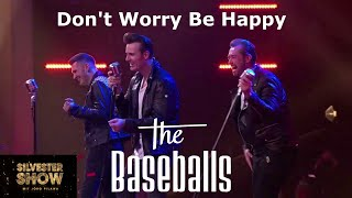 The Baseballs - Don't Worry Be Happy - Die Silvestershow mit Jörg Pilawa 2020