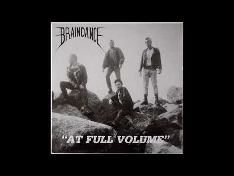 Braindance – At Full Volume (FULL ALBUM) - 1994