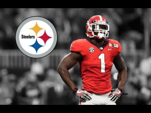 new concept d48bb 560dc Sony Michel || 2018 NFL Draft Highlights ᴴᴰ