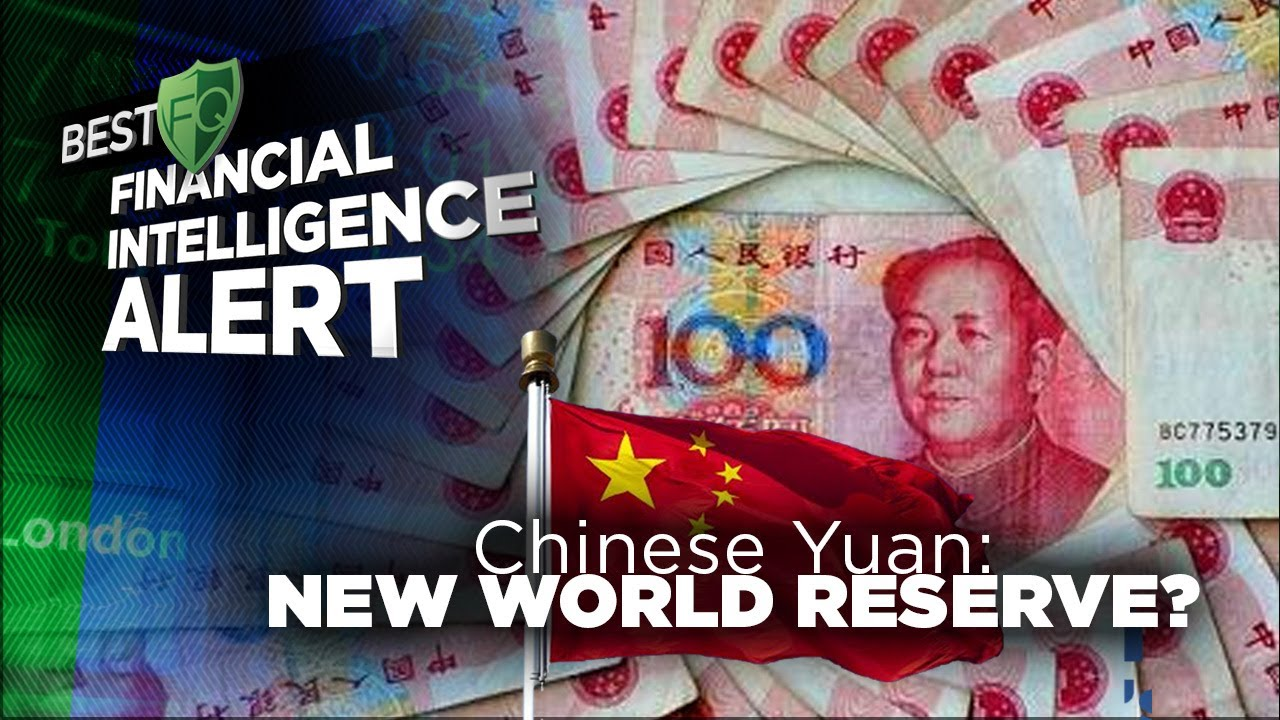 Chinese Yuan New World Reserve Currency Best Fq