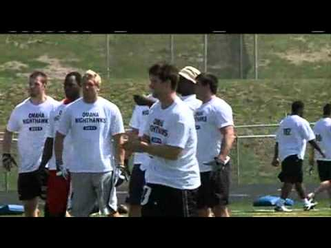 Eric Crouch Among Players At Nighthawks Mini Camp