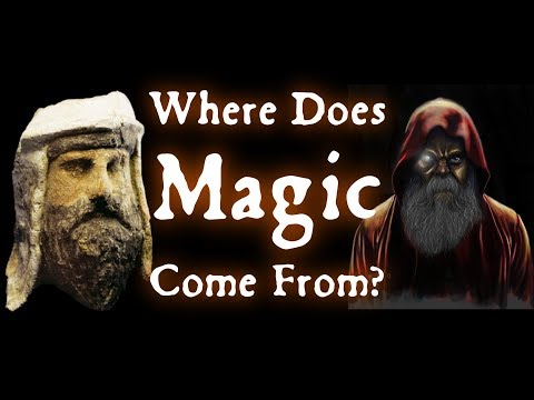 Where does Magic come from?
