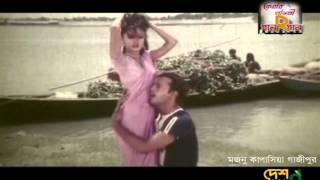 Jokhoni tomake Riya sen and Riyaz sexy song