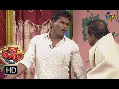 Chammak Chandra Performance | Extra Jabardasth | 12th January 2018  | ETV Telugu