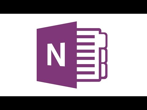 Using OneNote for managing projects