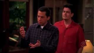 Two and a Half Men - Ergo, The Booty Call [HD]