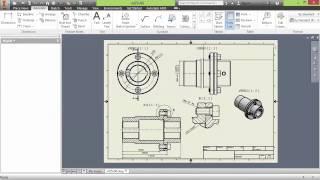 Обучение по Autodesk Inventor