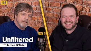 Mark Hamill interview on Star Wars & Carrie Fisher | Unfiltered with James O'Brien #24