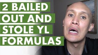 Young Living: Two Bailed Out And Stole Formulas