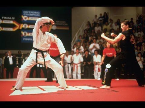 Karate kid 3 pelea final