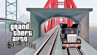 Gambar cover GTA San Andreas - #21: A Saga da Minigun e o Caminhão-Rampa