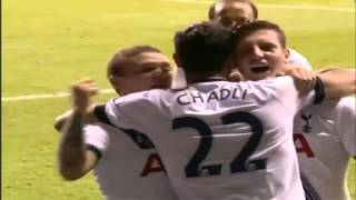 Tottenham vs Arsenal  1 2 All Goals & match highlights 23 09 2015