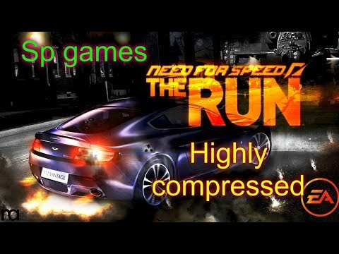Installs Need For Speed The Run Highly Compressed Pc