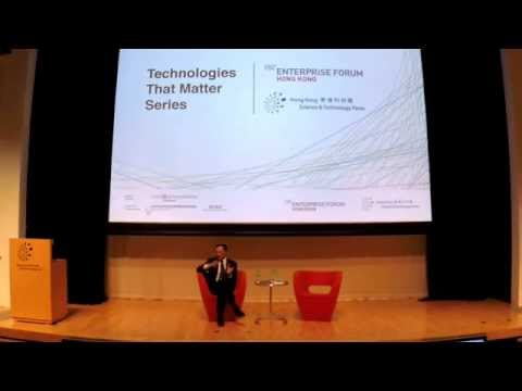 MIT Enterprise Forum Hong Kong - Oct 2014 - John Chen, CEO, Blackberry