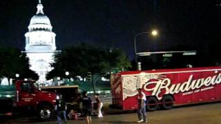 Robbie Knievel jump - ROT Rally, Austin, TX