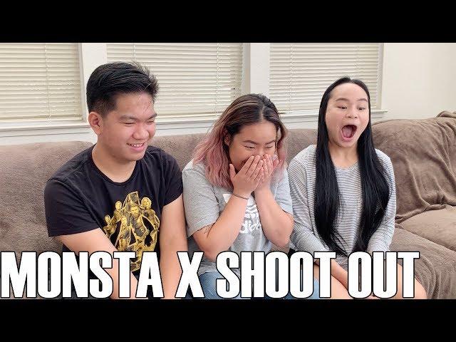 Monsta X (몬스타엑스) - Shoot Out (Reaction Video)