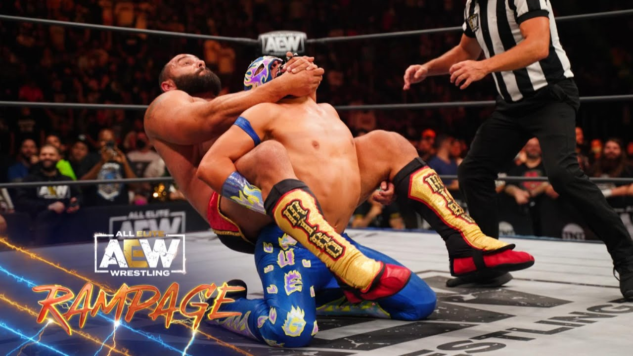 God's Favorite No More? What did the TNT Champ do to Upset the Spanish God?   AEW Rampage, 9/17/21