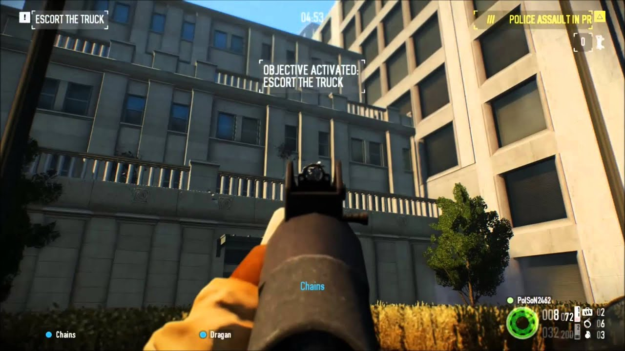 M1014 Weapon Review Payday 2 Hoxton Breakout Youtube