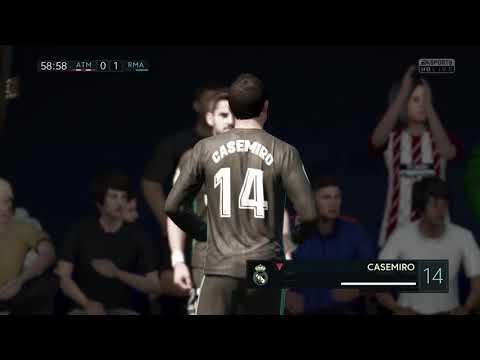 FIFA 18 DEMO | MADRID DERBY