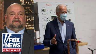 Union leader calls out Biden for false endorsement claim
