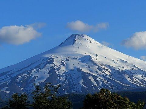 Villarica volcano - Pucón - Chile