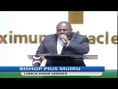 BSP. PIUS MUIRU - SERMONS 2017 -  RARE OPPORTUNITY