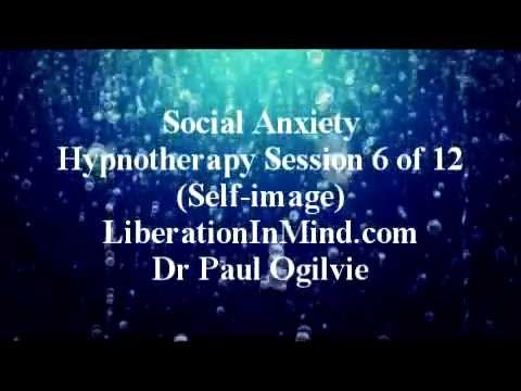 Social Anxiety-FREE Hypnotherapy 6 of 12