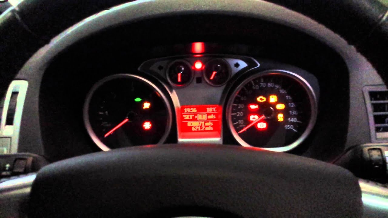 Ford Kuga Service Light Reset Youtube