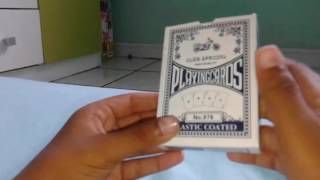 CARD GAMS