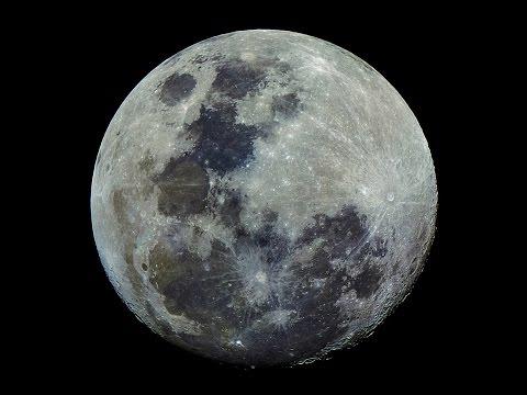 Tutorial: Maan fotografie stacking