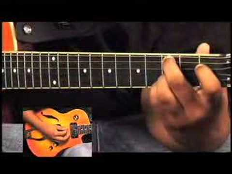 Guitar Training Course 102: Minor 9 Chord Broken Down