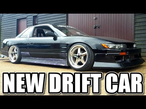 🐒 ANDY BUYS A NEW DRIFT CAR - S13 1JZ SWAP