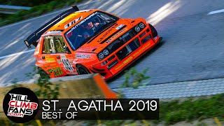Hill Climb St. Agatha 2019 - Best of HCF ☆