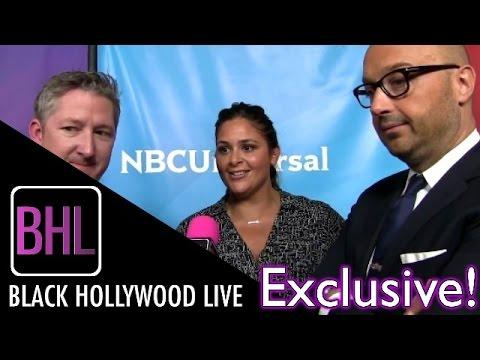 Tim Love, Antonia Lofaso, & Joe Bastianich @ NBC Universal's Winter Press Tour  BHL