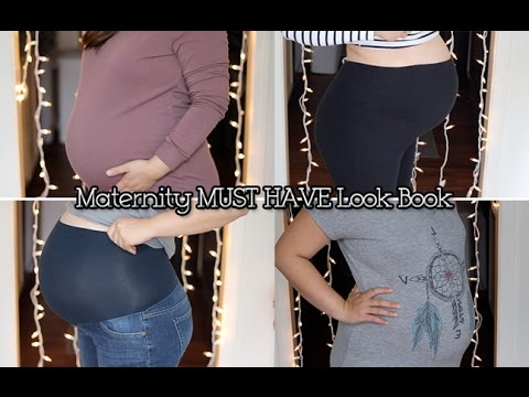 Maternity Must Have Look Book