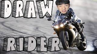 涂鸦骑士(Draw Rider)#4丨挑战关卡!
