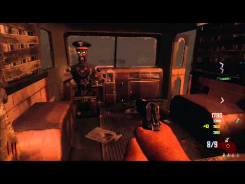 Zombies Black Ops  Astuce Ville