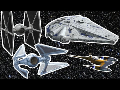 Every Starfighter in Star Wars Explained By Lucasfilm   WIRED