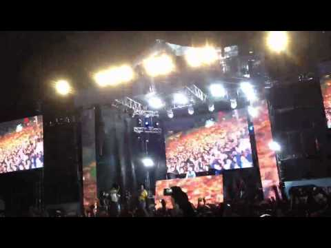 Dash Berlin at six flags Mexico