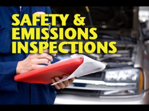 Safety & Emissions Inspections -ETCG1