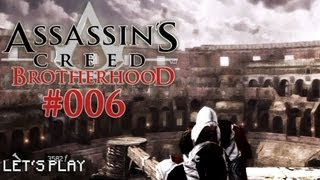 Assassin's Creed: Brotherhood - Let's Play - #006: Das Colosseum [Blind / Xbox 360]