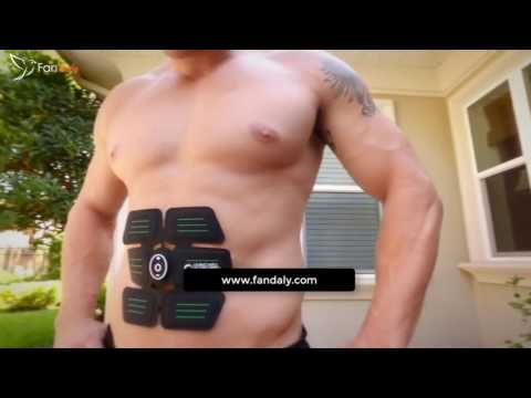 Smarty Abs Pad EMS Muscle Training Gear