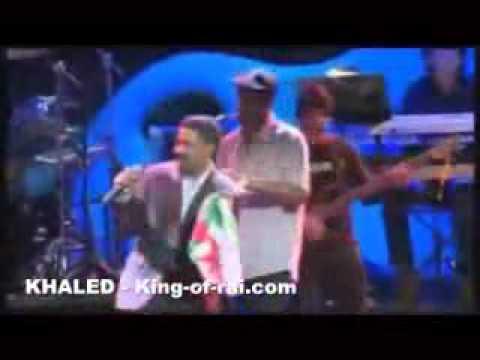 خالد العالمي 51Khaled  Di Di Live at BBC World Music Awards 2005