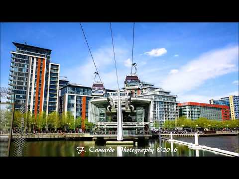 Royal Docks Emirates Cable Car