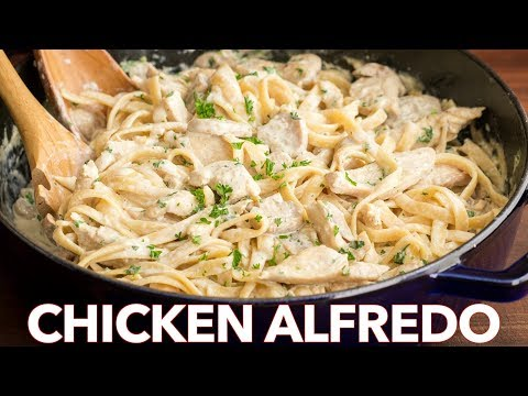 Easy alfredo sauce without heavy whipping cream