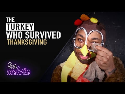 The Turkey Who Survived Thanksgiving thumbnail