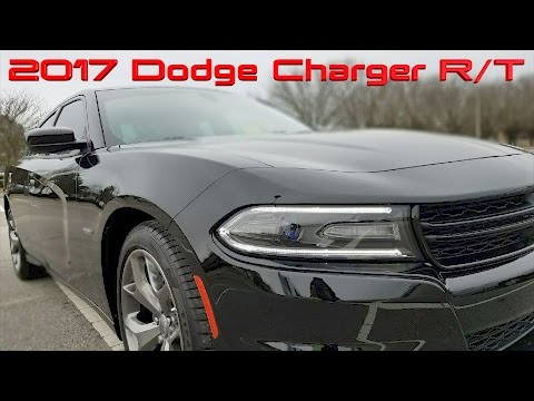 2017 Dodge Charger RT: In Depth Review