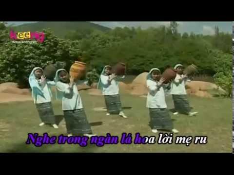 Si Jantung Hati-Loi Viet Karaoke(Về Quê Cũ - Thu Ngoc)