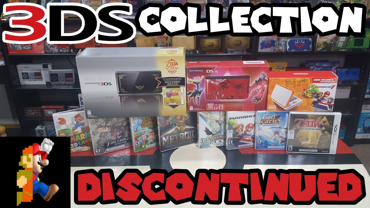 3DS Collection | Nintendo Collecting